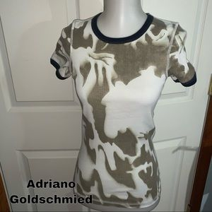 Adriano Goldschmied size S Small top shirt